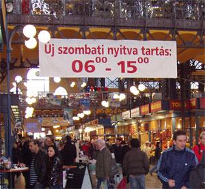 shoppa billigt i budapest